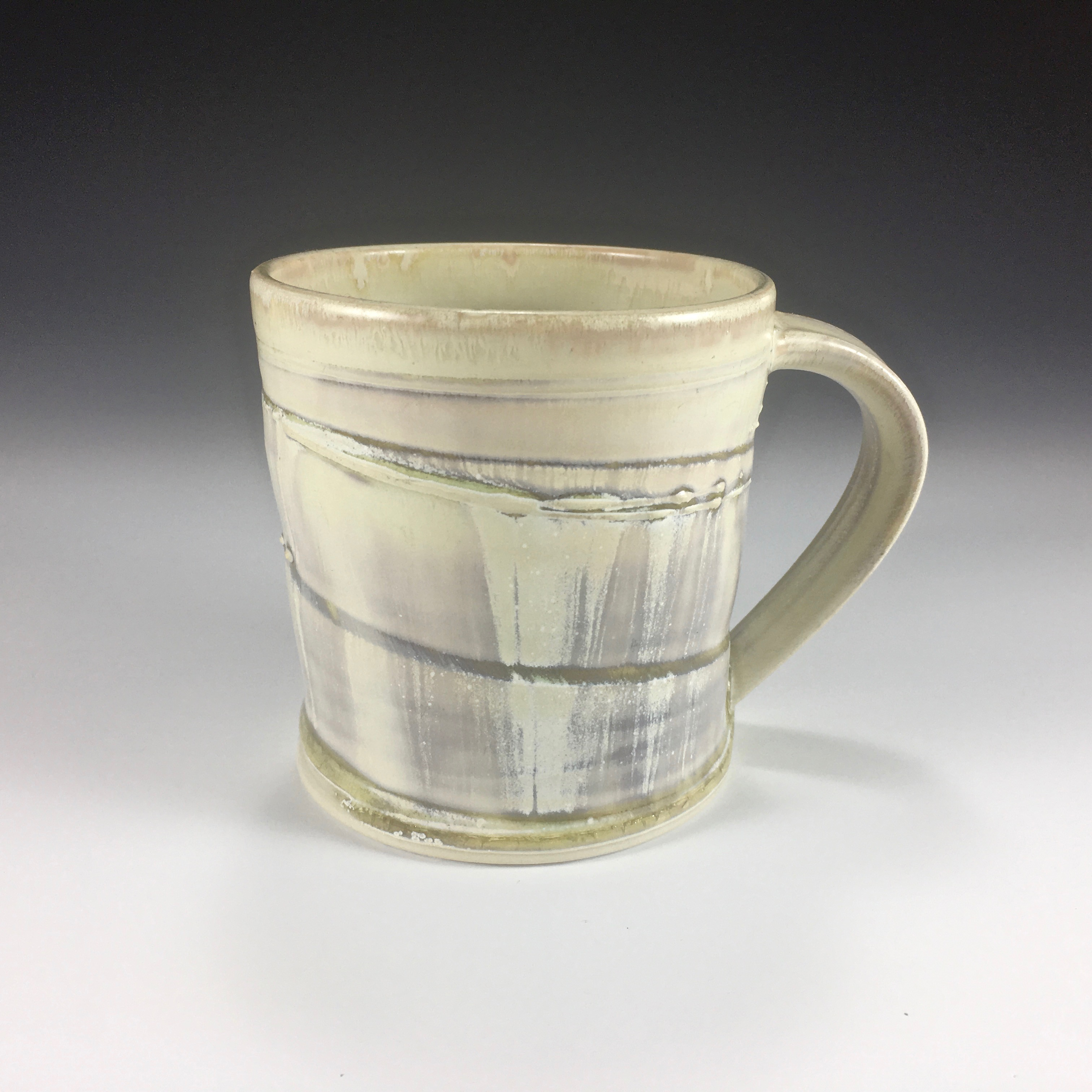 Glassy-Ice Green Mug