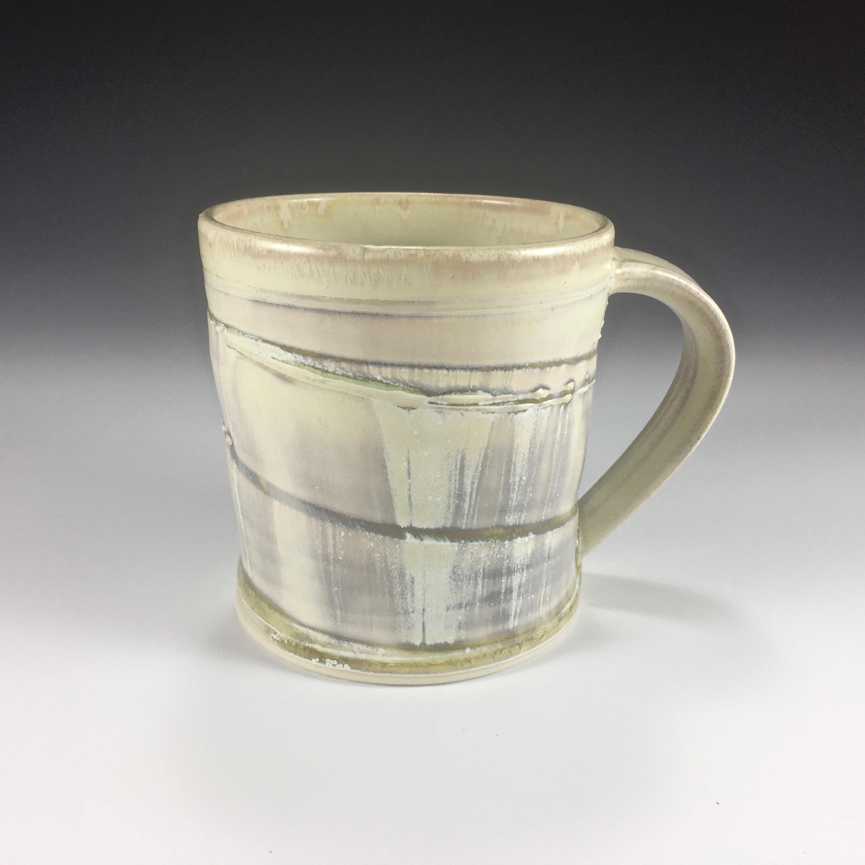 Glassy-Ice Green Mug