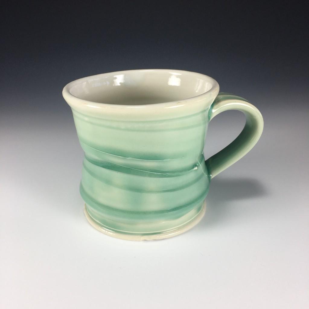 Glossy Green Mug