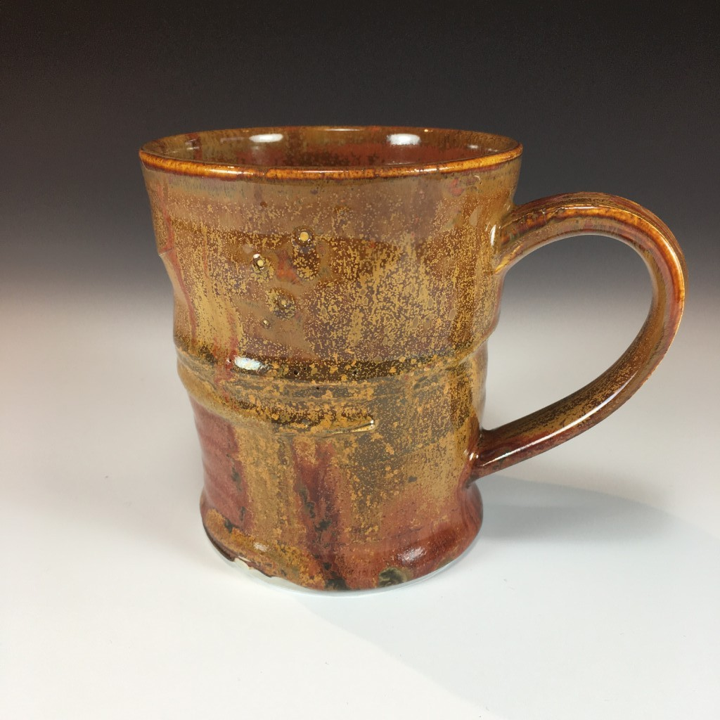 Golden Brown Mug