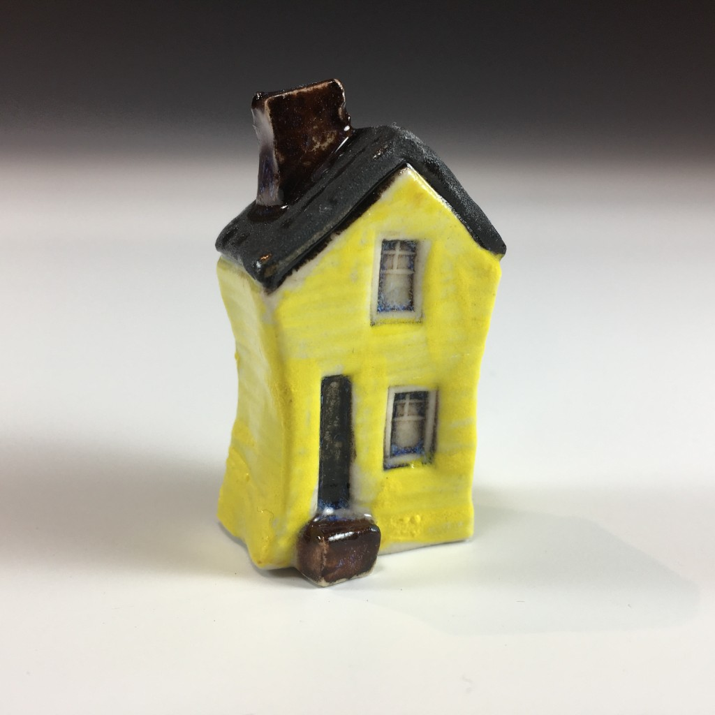 Tiny Yellow House