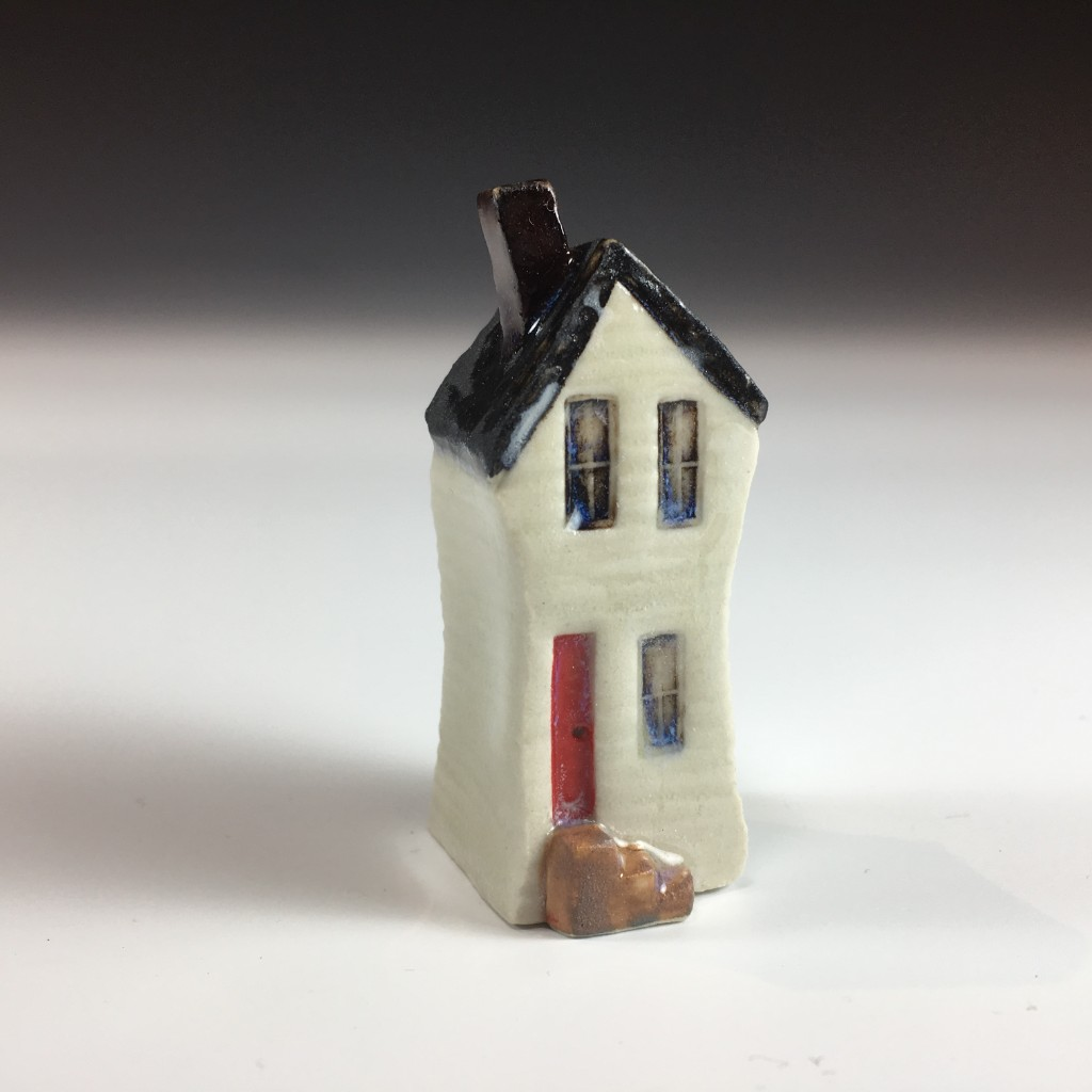 Tiny Ceramic House